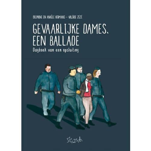 Gevaarlijke dames, een ballade - Anaelle Hermans, Delphine Hermans en Valerie Zeze kopen