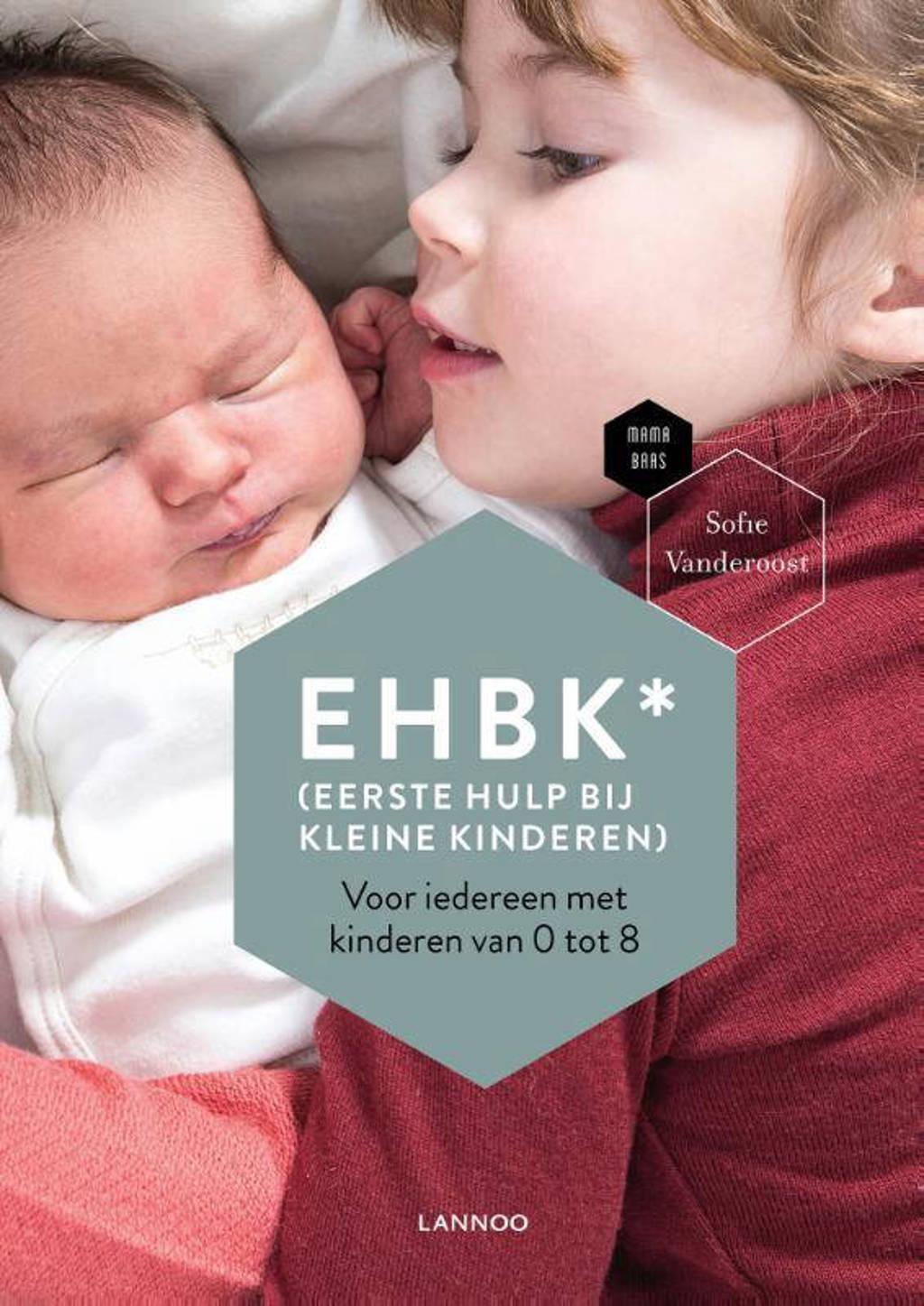 EHBK* (*Eerste Hulp Bij Kleine Kinderen) - Sofie Vanderoost en Mama Baas