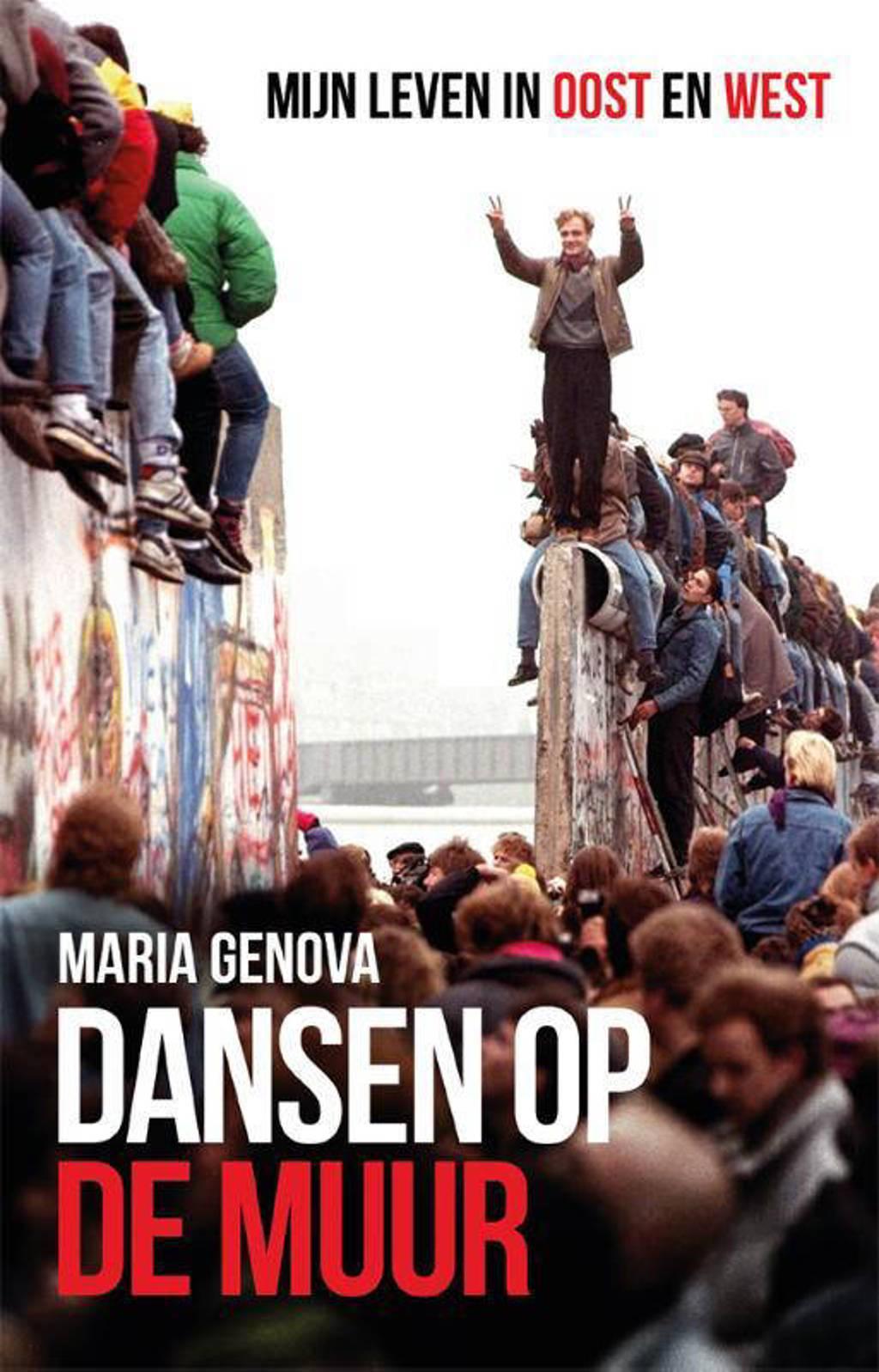 Dansen op de Muur - Maria Genova