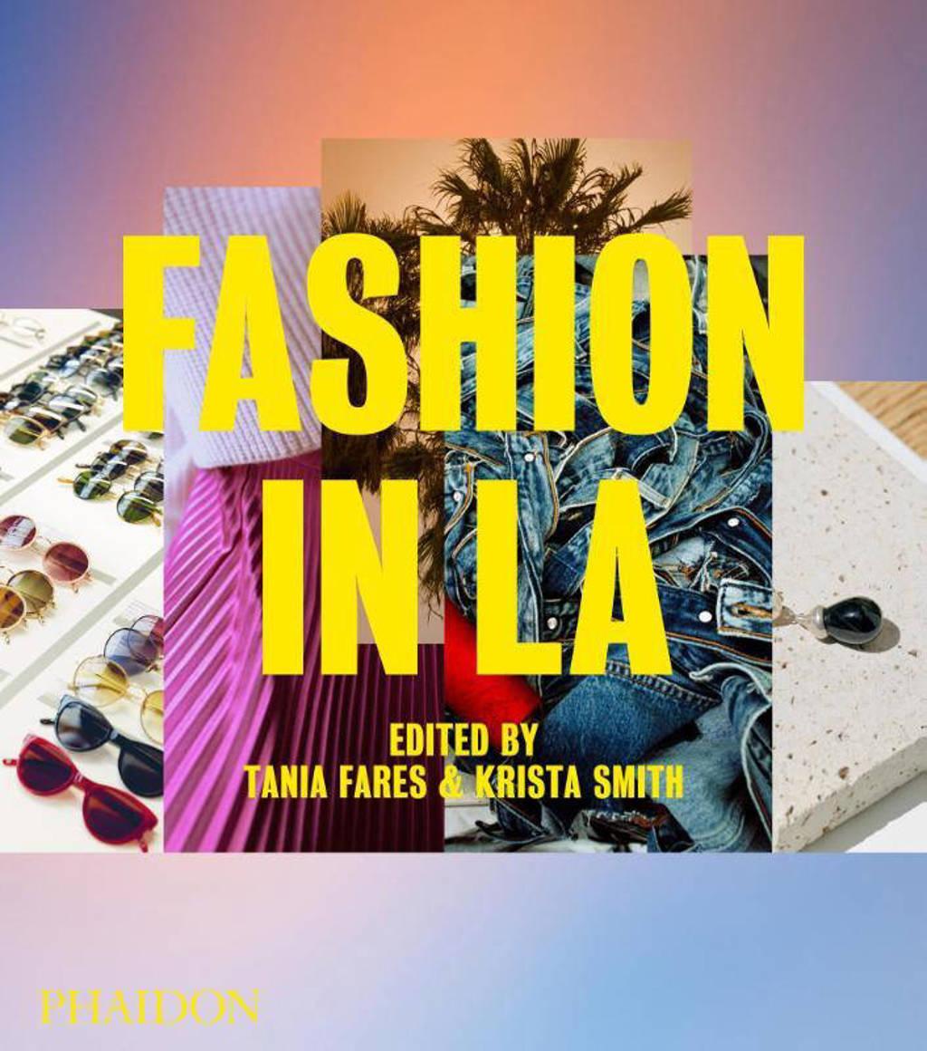 Fashion in LA - Tania, Fares