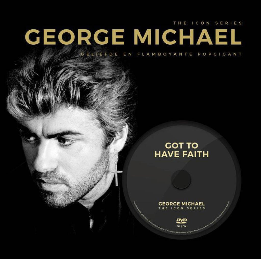 The Icon Series: George Michael