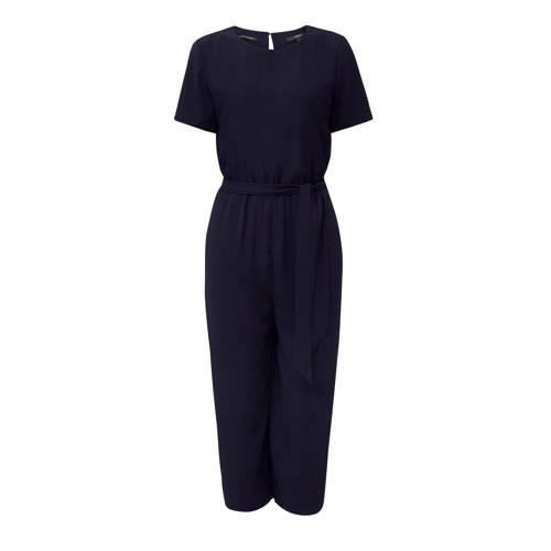 ESPRIT Women Collection jumpsuit donkerblauw