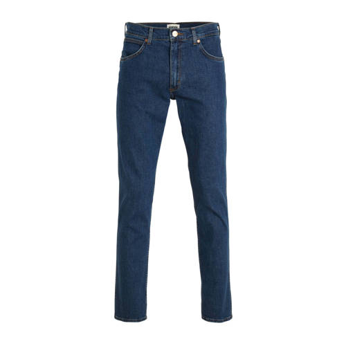 Wrangler straight fit jeans Greensboro darkstone