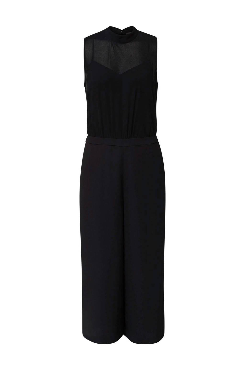 ESPRIT Women Collection jumpsuit zwart, Zwart