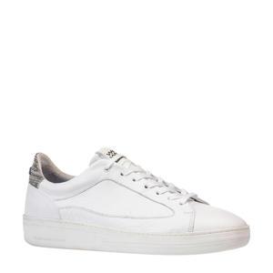 Wembli  leren sneakers wit