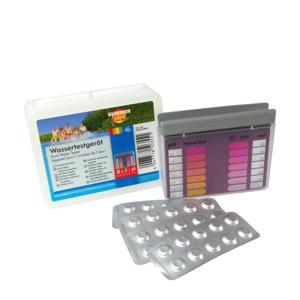 testset chloor en pH