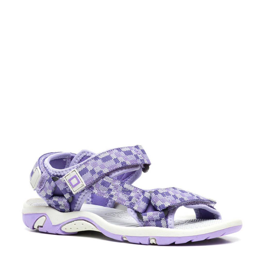 Scapino Blue Box   sandalen paars, Paars