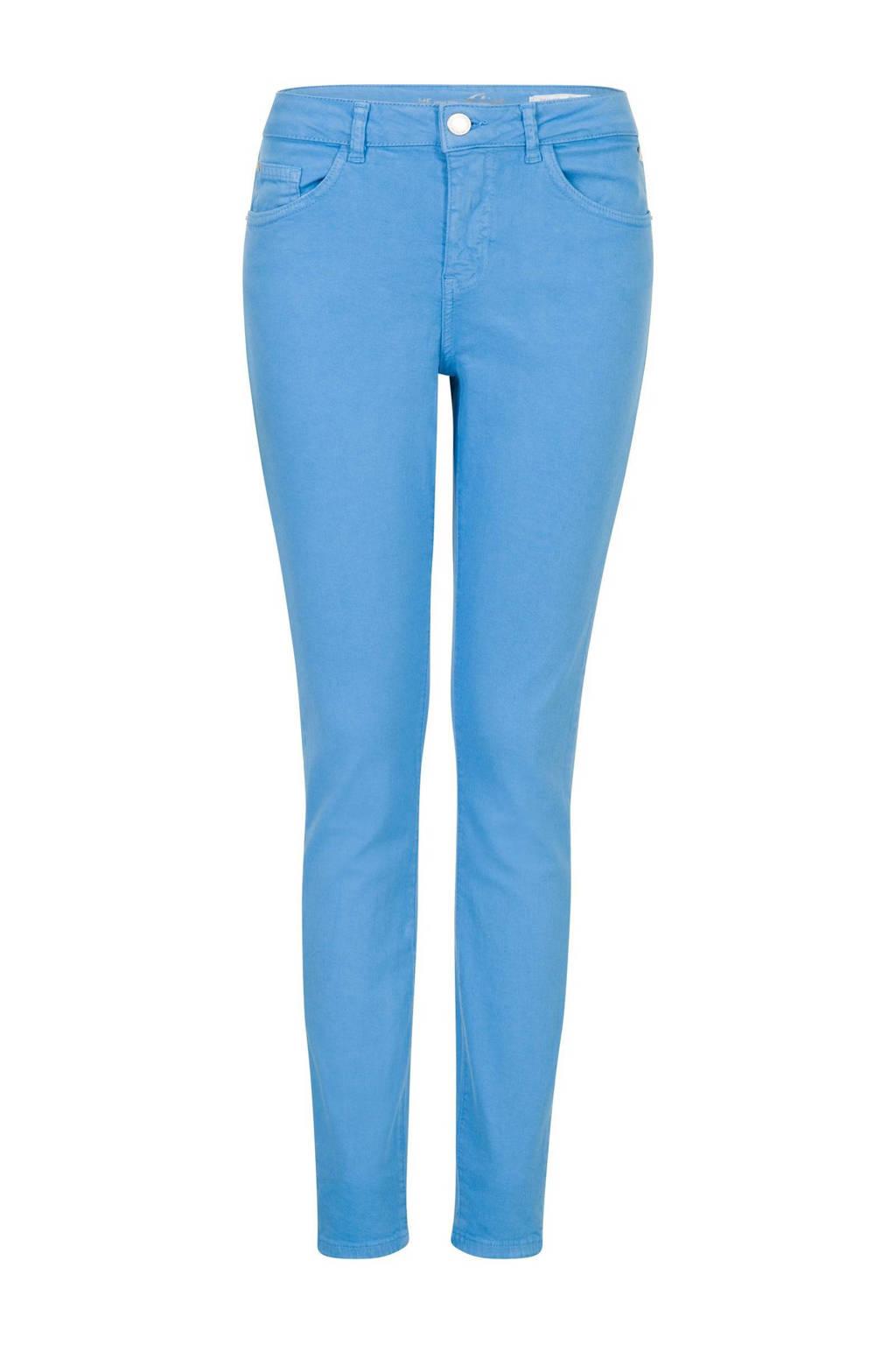 Miss Etam Regulier skinny broek blauw, Blauw