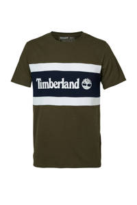 Timberland T-shirt, Groen