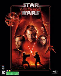 Star wars episode 3 - Revenge of the sith (Blu-ray)