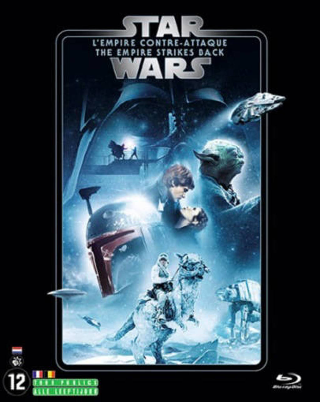 Star Wars Episode 5 - The Empire Strikes Back (Blu-ray)