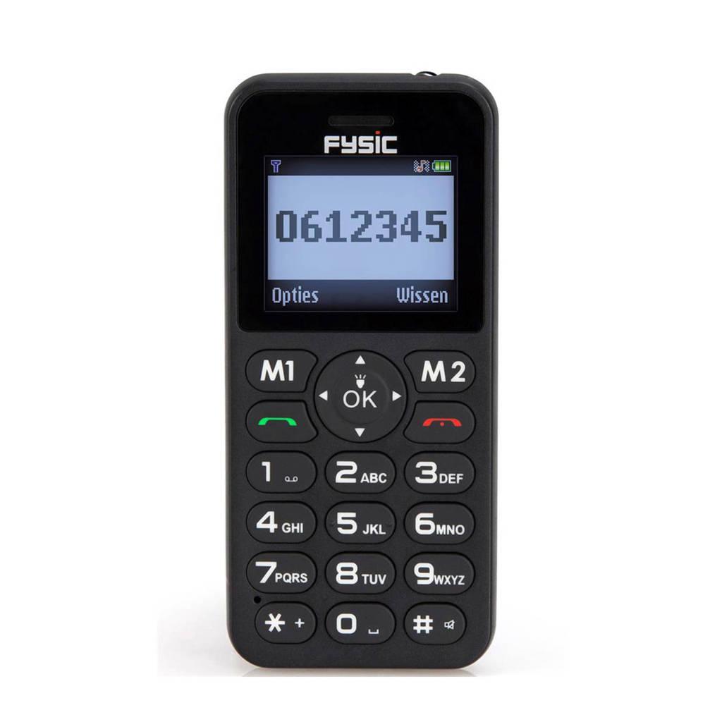 Fysic  mobiele telefoon, Zwart