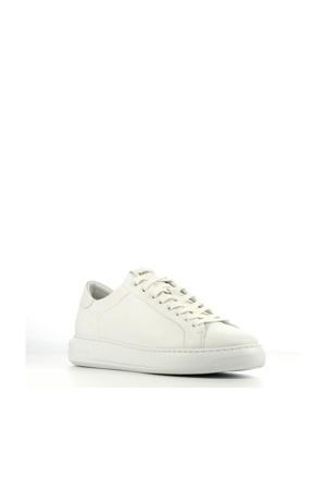 TG40  leren sneakers wit