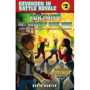 Gevangen in Battle Royale: Fortnite- Het gevecht gaat door - Devin Hunter