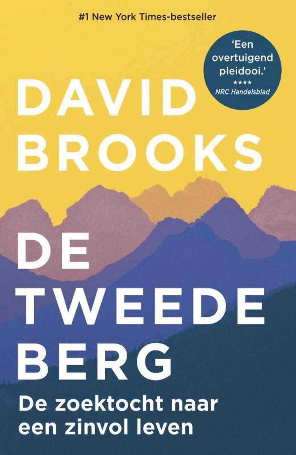 De tweede berg - David Brooks