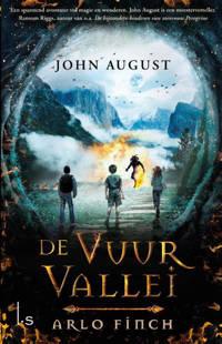 Arlo Finch: De Vuurvallei - John August