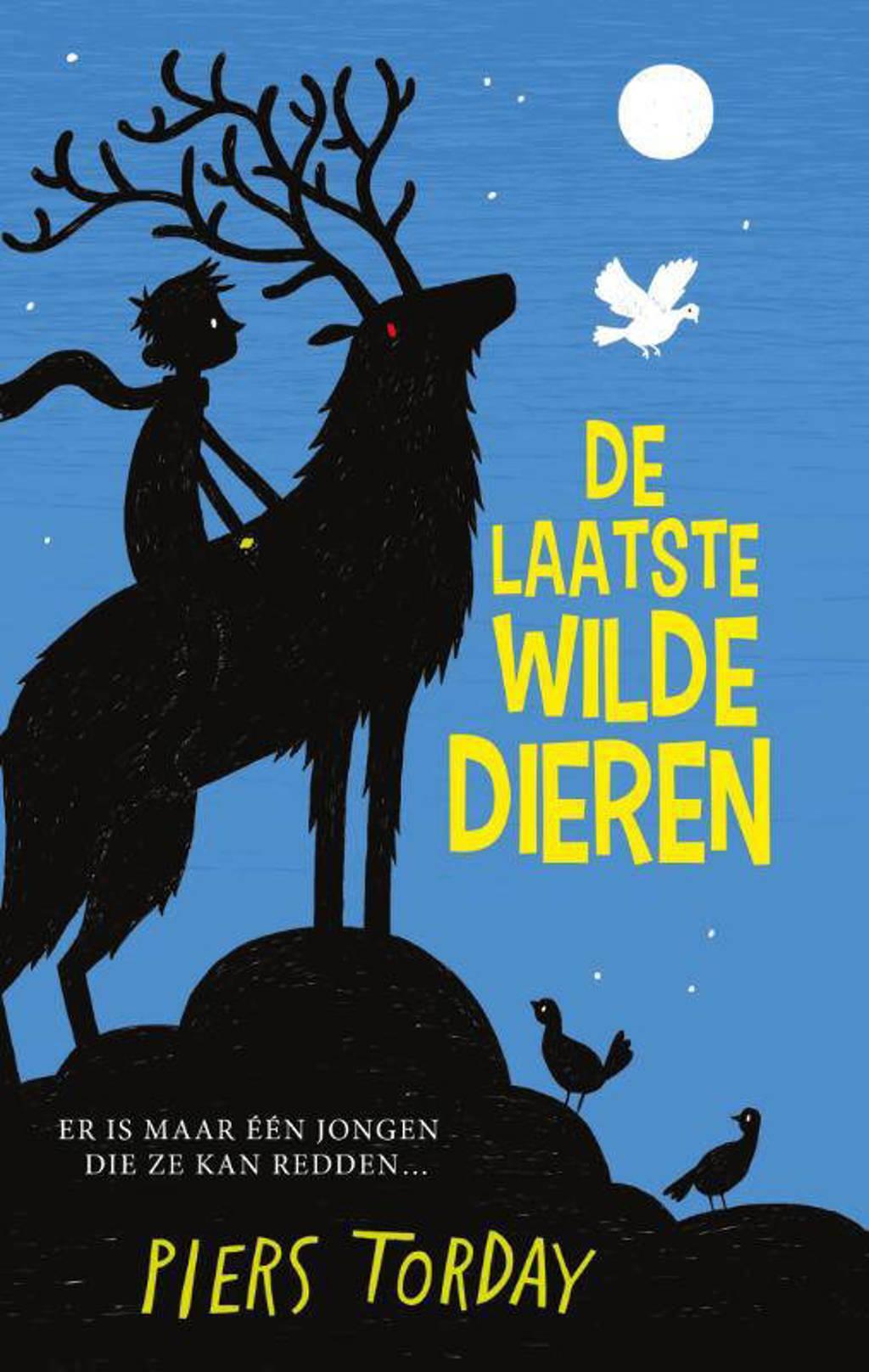 De laatste wilde dieren - Piers Torday