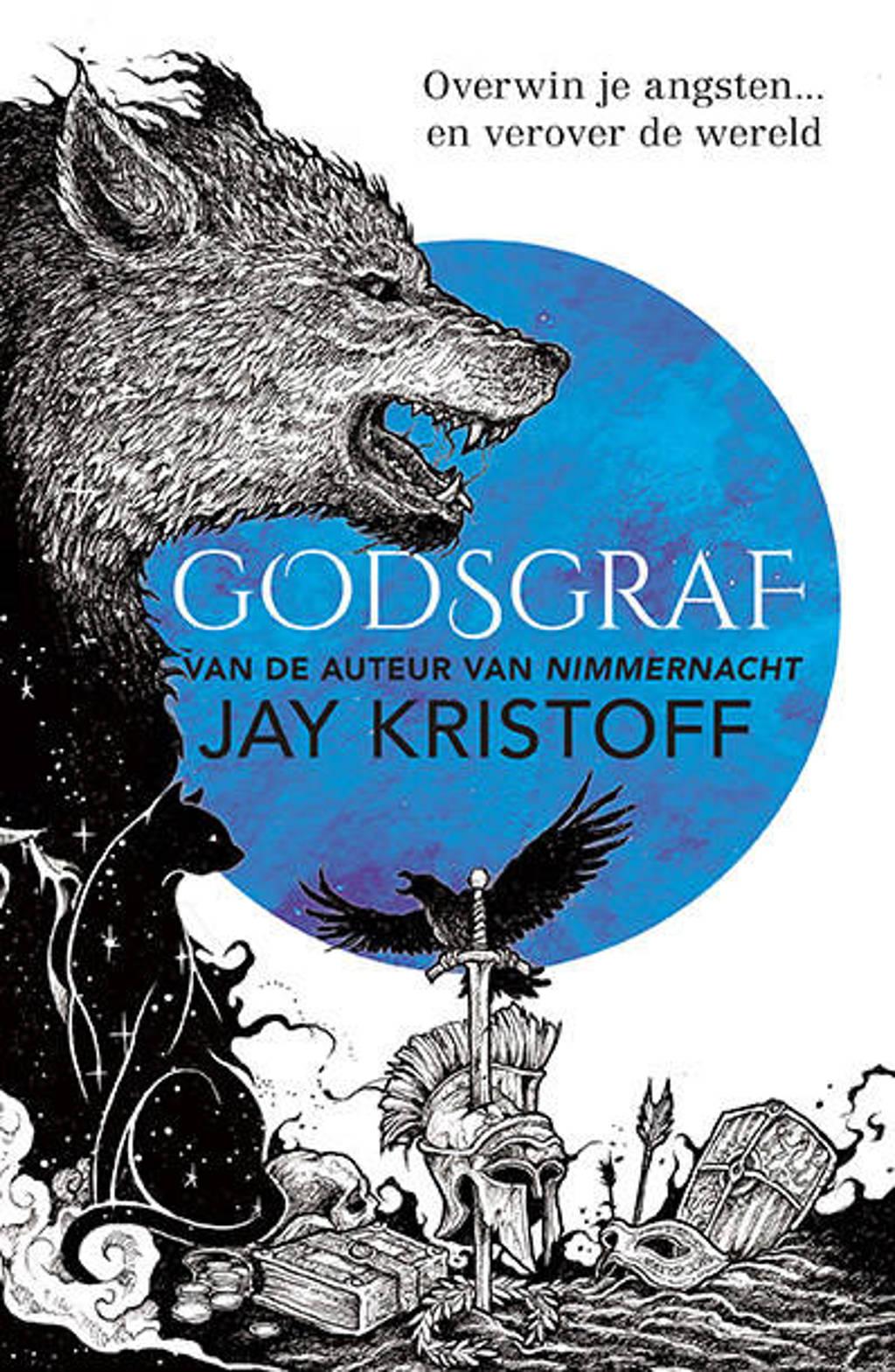 Nimmernacht: Godsgraf - Jay Kristoff