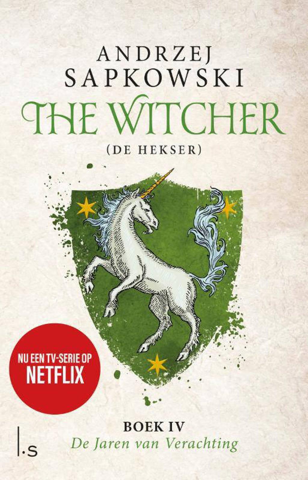 The Witcher: De Jaren van Verachting - Andrzej Sapkowski