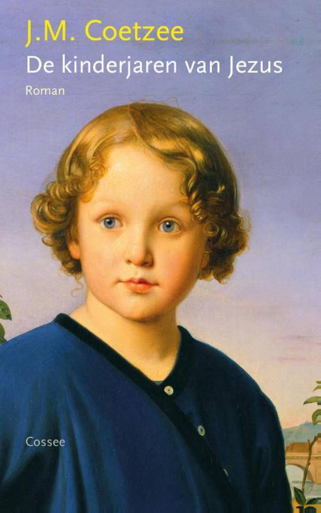 De kinderjaren van Jezus - J.M. Coetzee