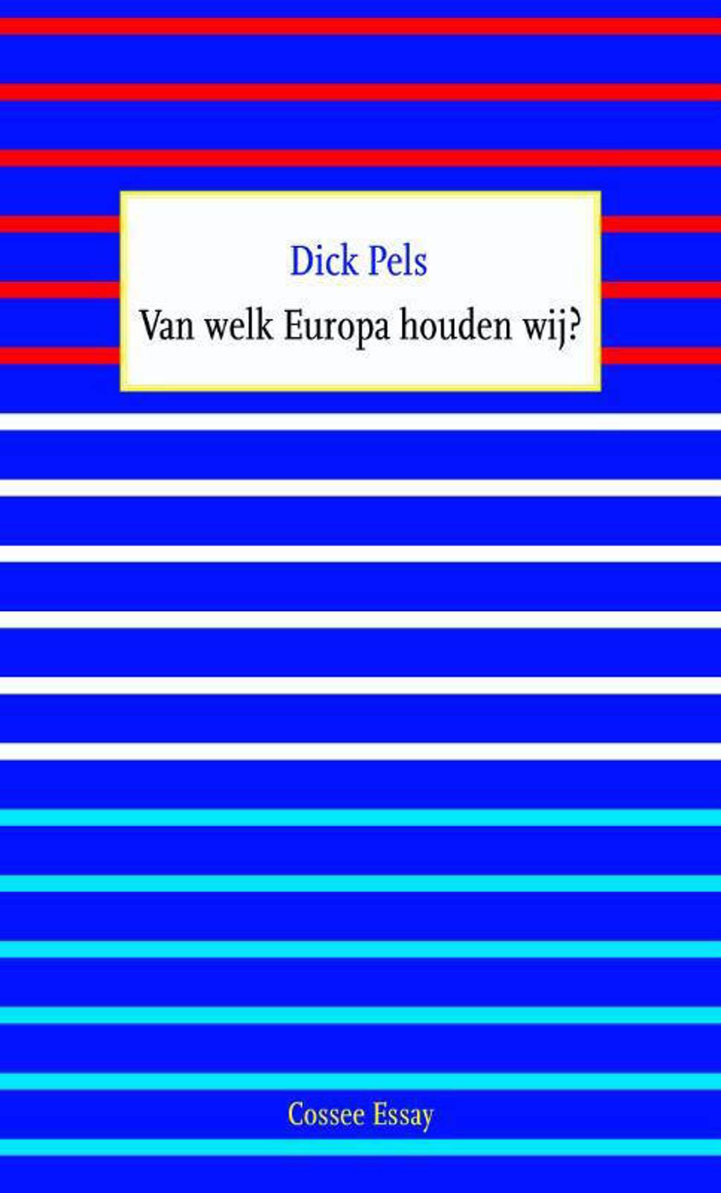Essay: Van welk Europa houden wij? - Dick Pels