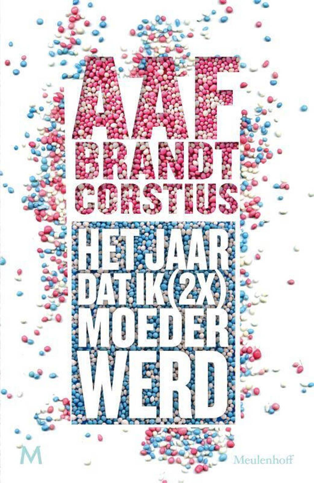 Het jaar dat ik (2x) keer moeder werd - Aaf Brandt Corstius