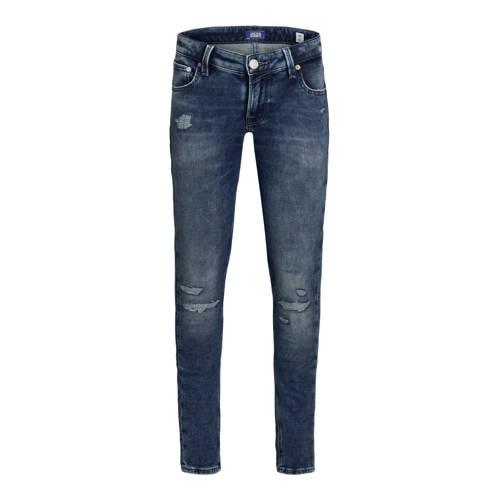 JACK & JONES JUNIOR skinny jeans Liam stonewas