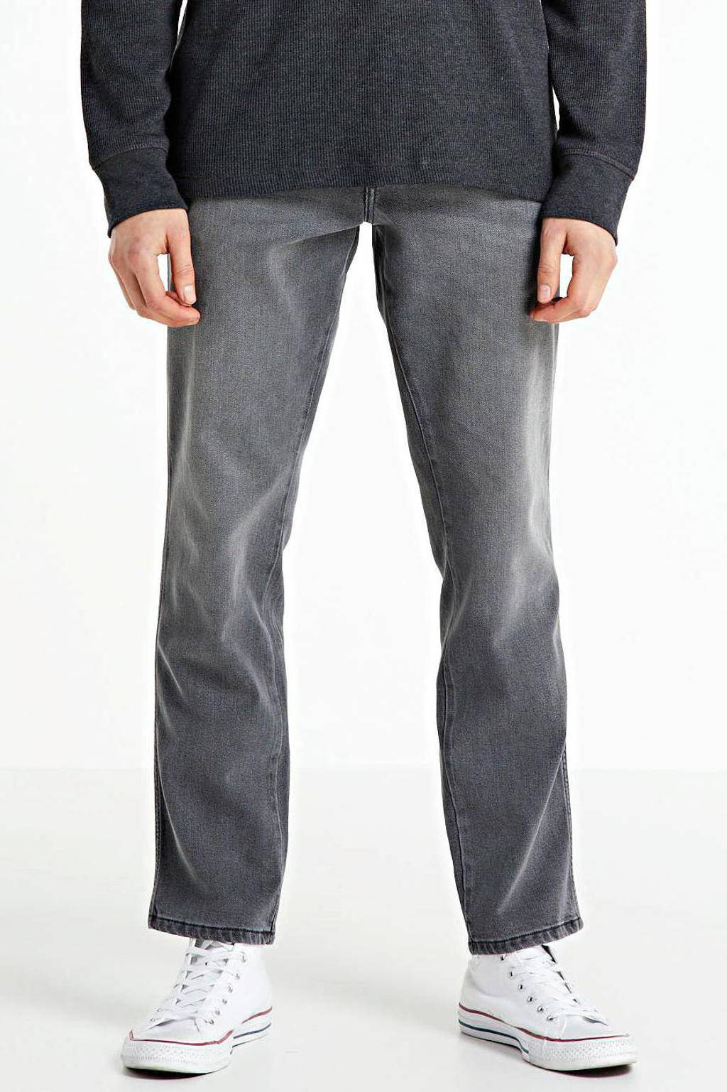 Wrangler slim fit jeans Texas silver smooth, Silver Smooth