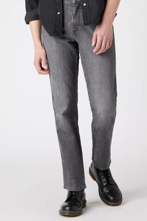 straight fit jeans Texas dusty granite