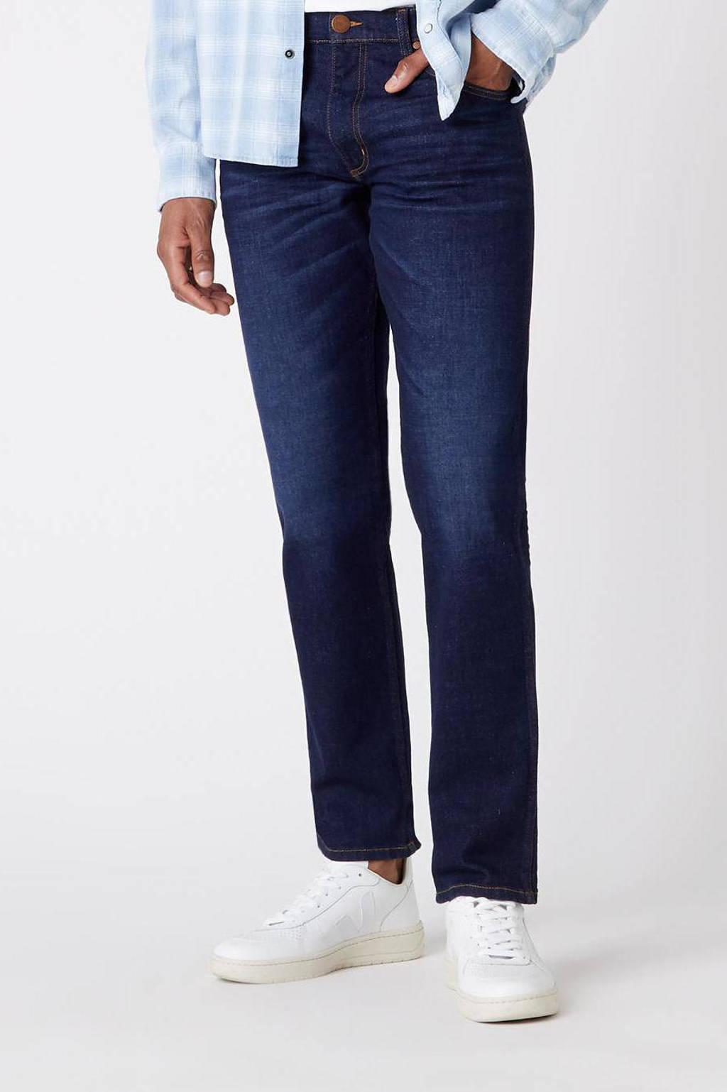 Wrangler regular fit jeans Greensboro dark fever, Dark fever
