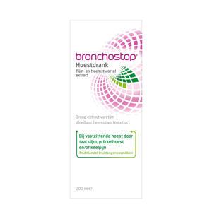 Bronchostop Hoestdrank
