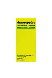 Antigrippine Poeder Voor Drank 10 Sachets