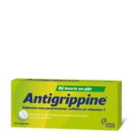 Antigrippine Antigrippine tabletten met paracetamol