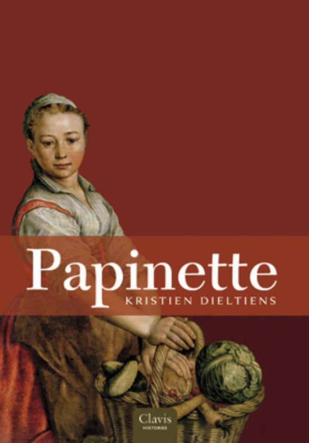 Papinette - Kristien Dieltiens