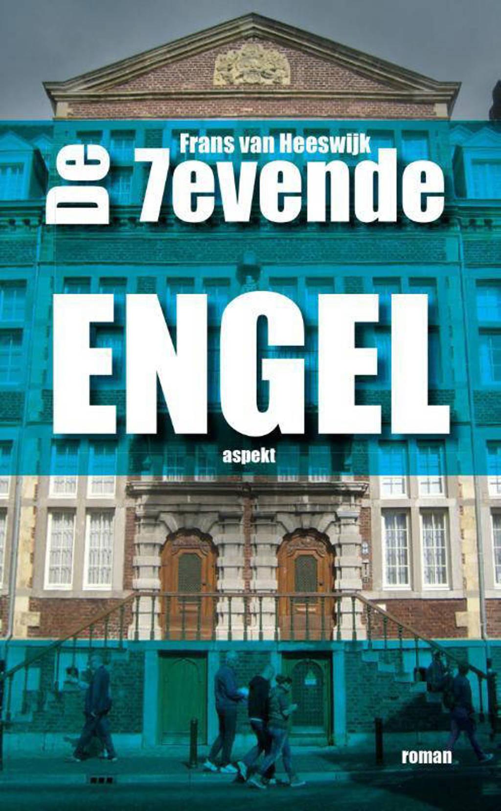 De zevende engel - Frans van Heeswijk