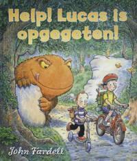 Help! Lucas is opgegegeten - John Fardell
