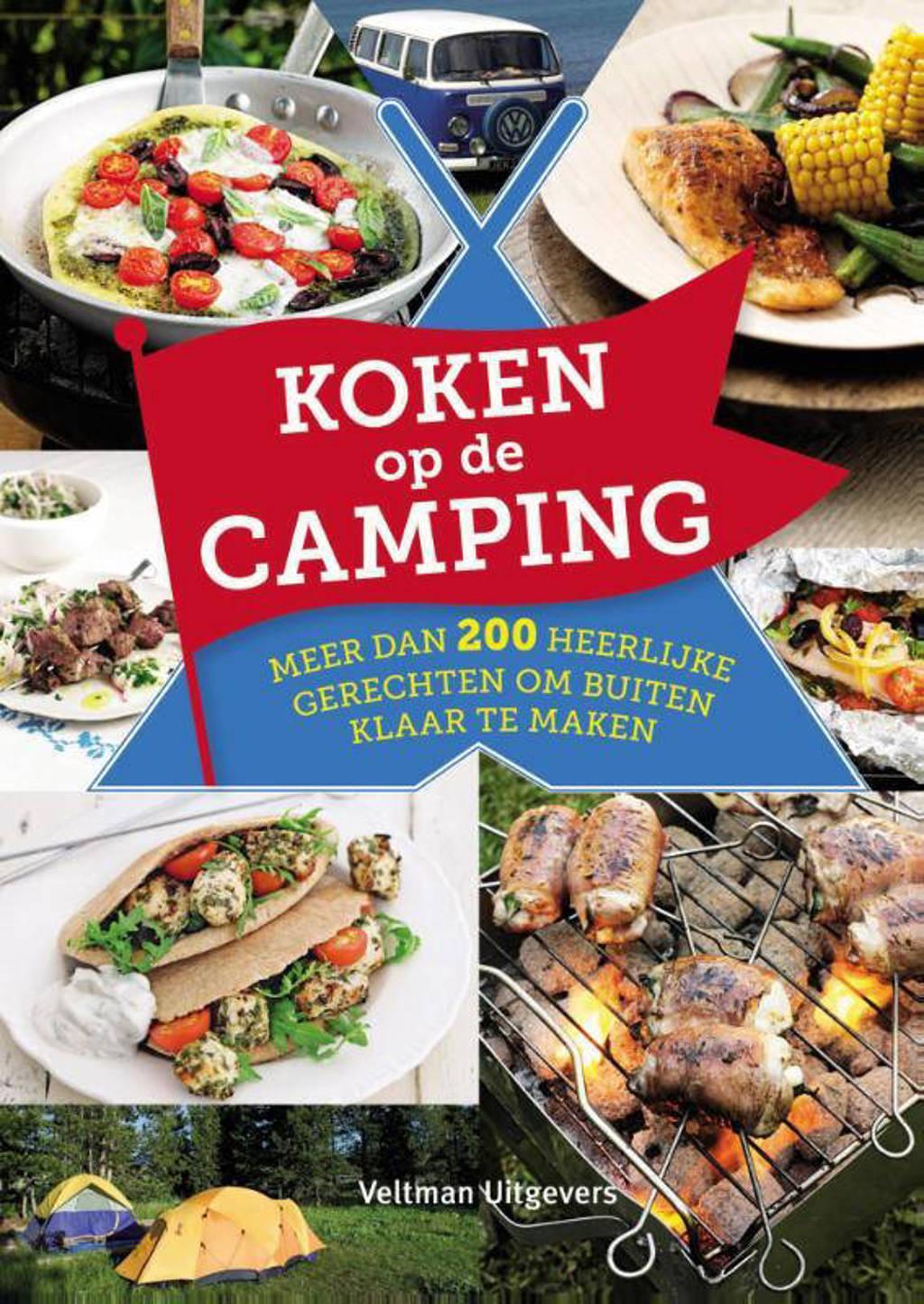 Koken op de camping - Cara Frost-Sharratt