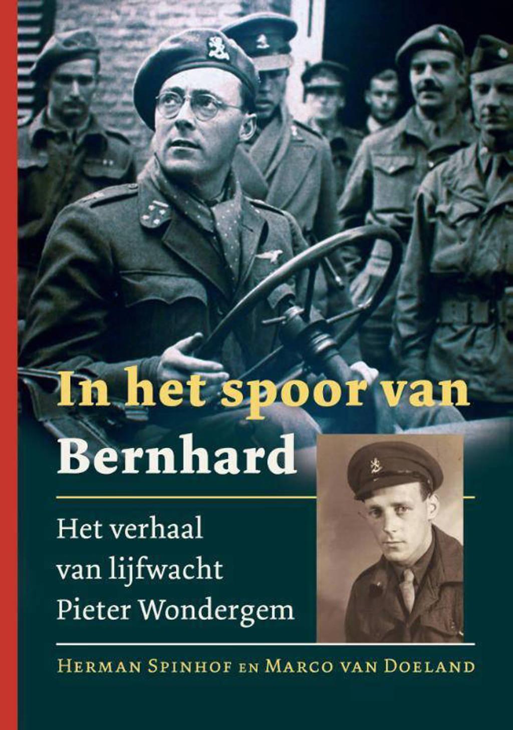 In het spoor van Bernhard - Herman Spinhof en Marco Van Doeland
