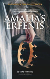 Amalia's erfenis - Marianne Hoogstraaten en Theo Hoogstraaten