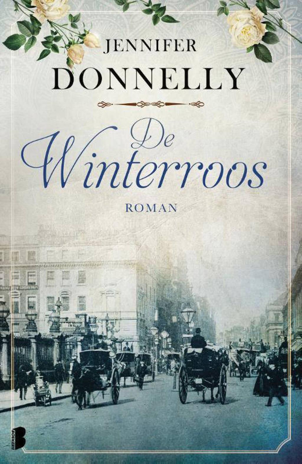 De winterroos - Jennifer Donnelly