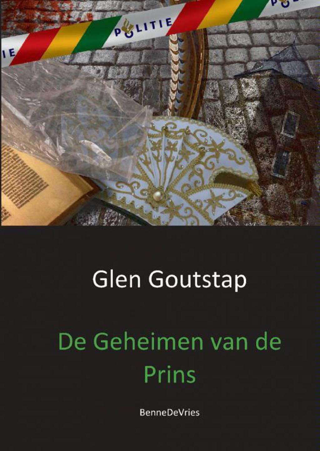 De geheimen van de Prins - Glen Goutstap