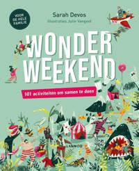 Wonderweekend! - Sarah Devos en WonderWeekend