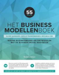 Het businessmodellenboek - Oliver Gassman, Karolin Frankenberger en Michaela Csik
