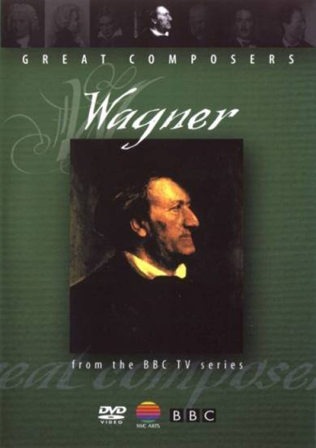 Great Composers Series - Great Composers - Wagner (DVD)