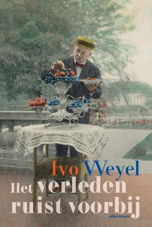 Het verleden ruist voorbij - Ivo Weyel