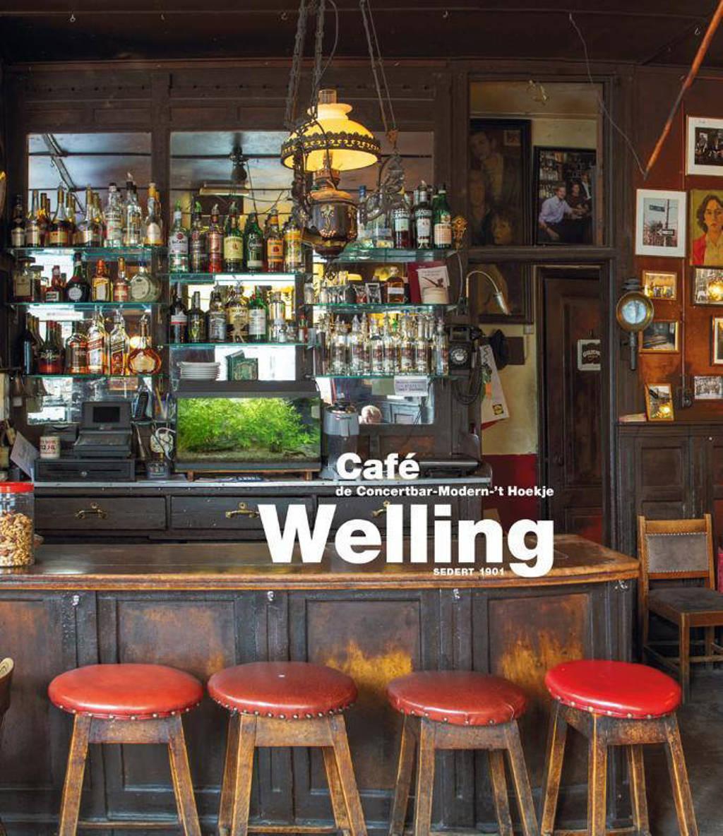 Café Welling - Jan Haasbroek