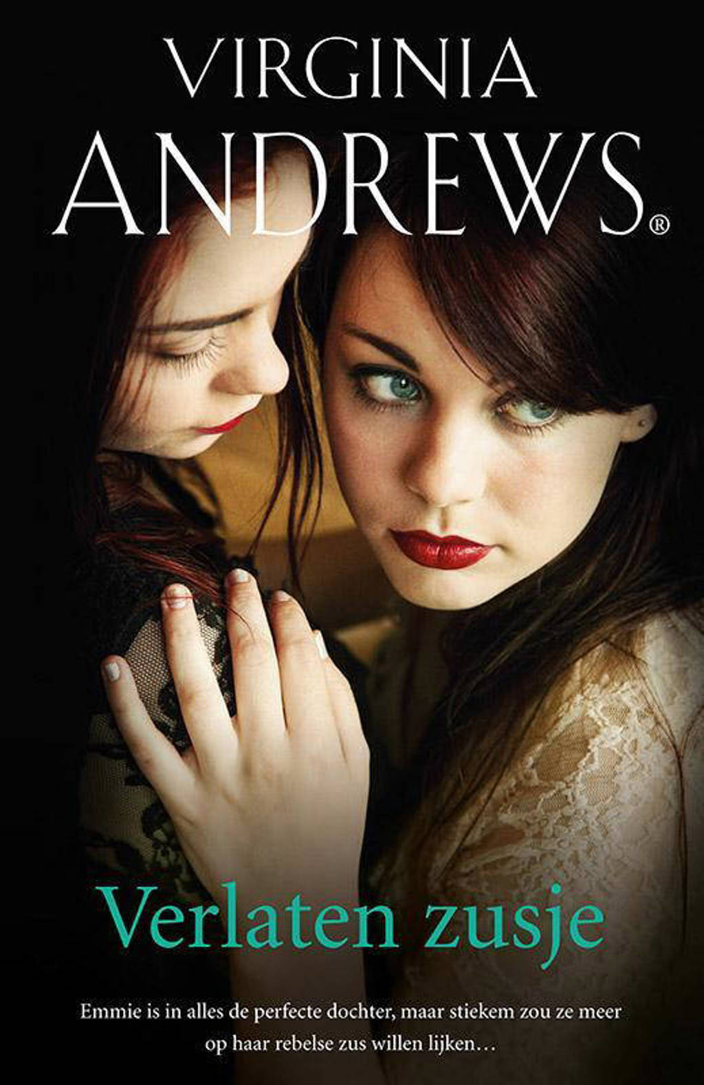Roxy-serie: Verlaten zusje - Virginia Andrews
