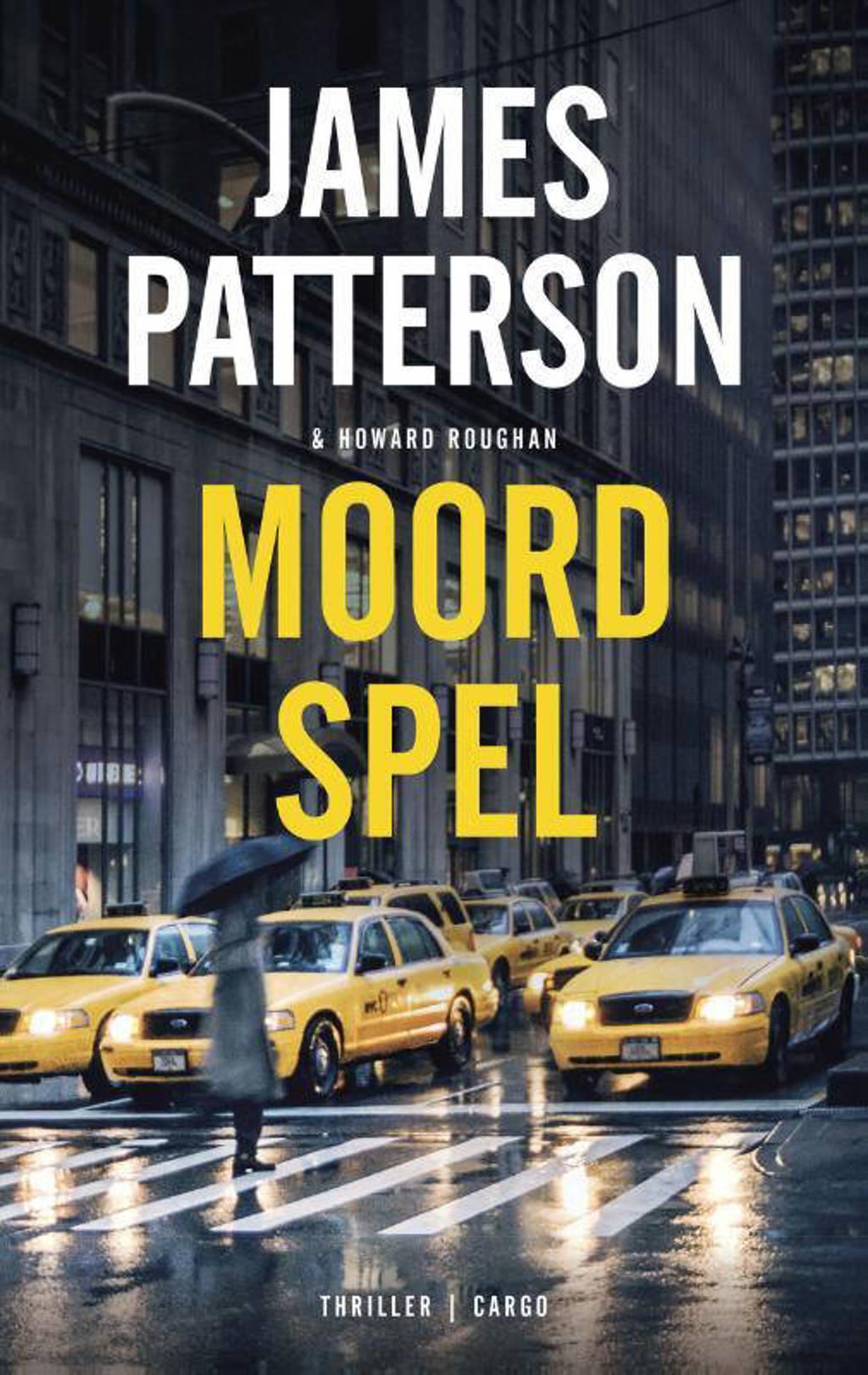 Moordspel - James Patterson