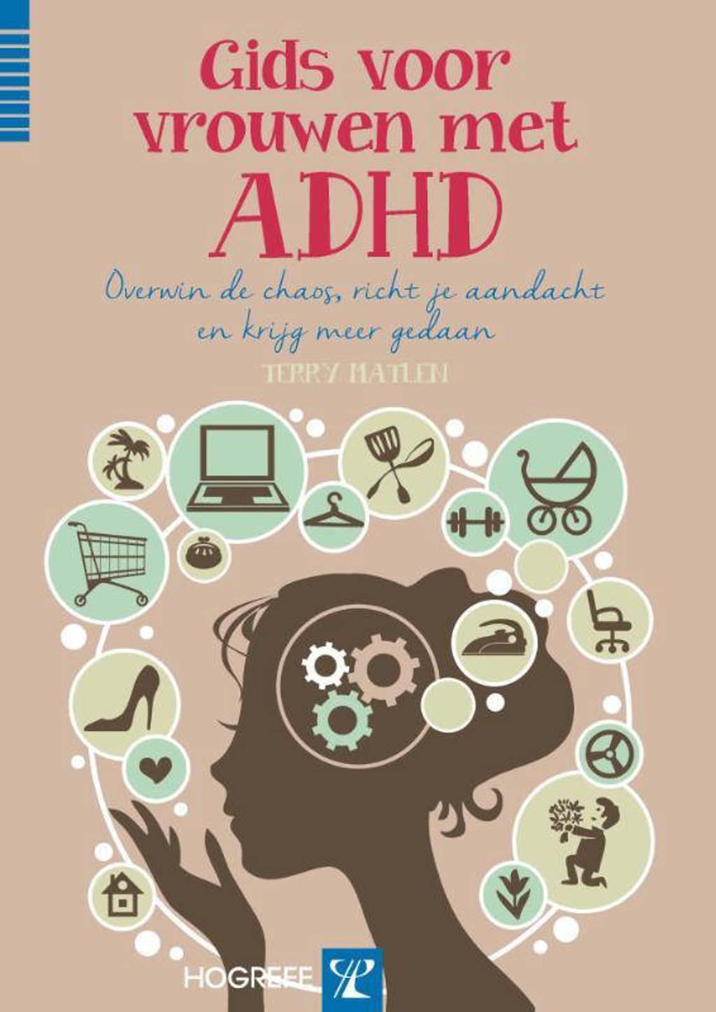Gids voor vrouwen met ADHD - Terry Matlen