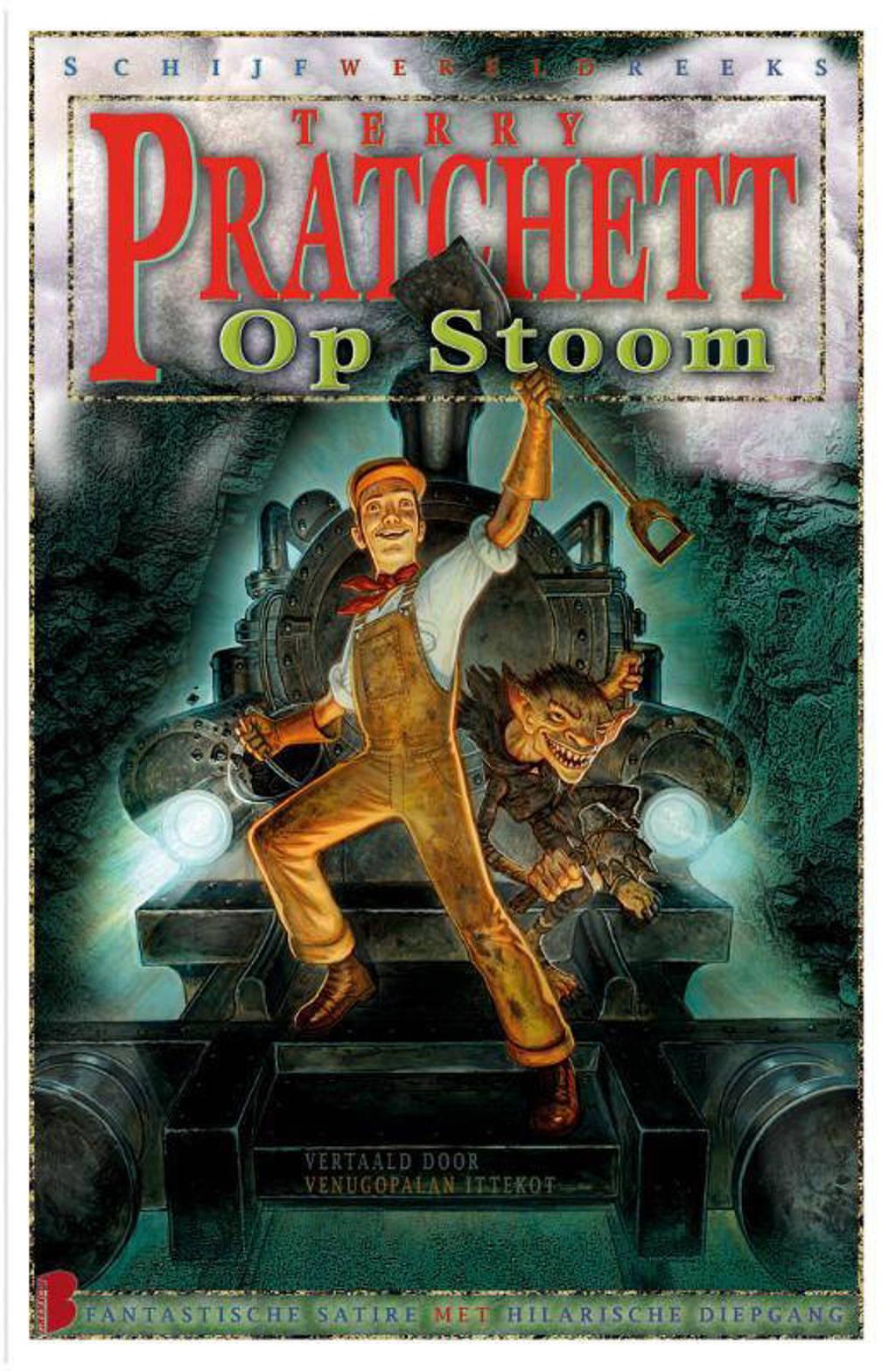 Schijfwereld: Op Stoom - Terry Pratchett